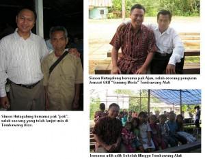 Bersama jemaat tembawang alak