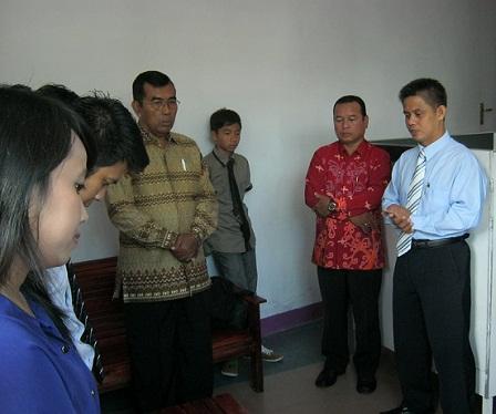 Team Gideon Sintang: Bp Suyoto & Bp Maderoji