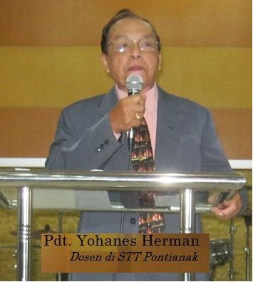 Pdt. Yohanis Herman
