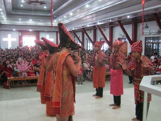 Tarian Suku Batak