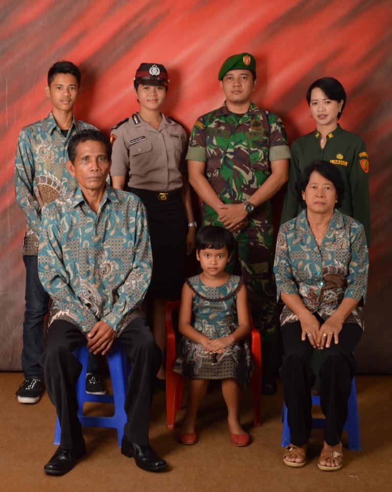 Keluarga Danner Simanungkalit