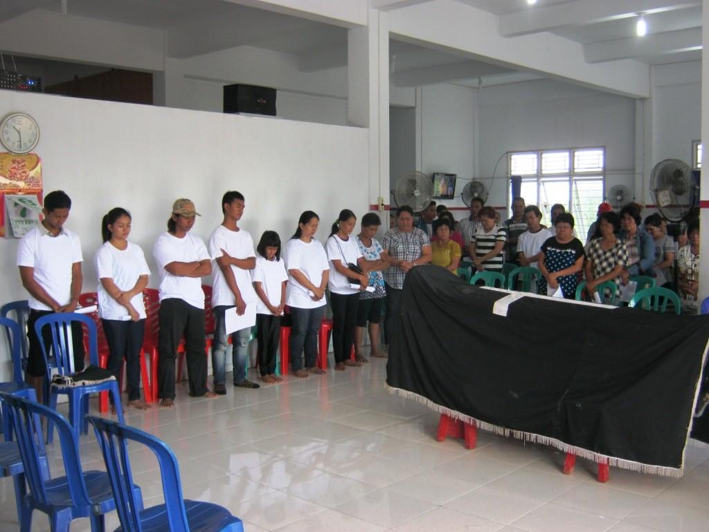 Kebaktian Penghiburan