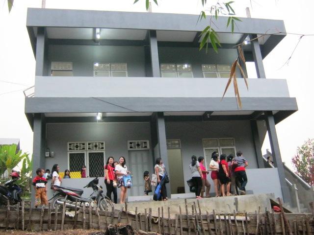 Rumah Dinas Hamba Tuhan GKII Bethel Sintang