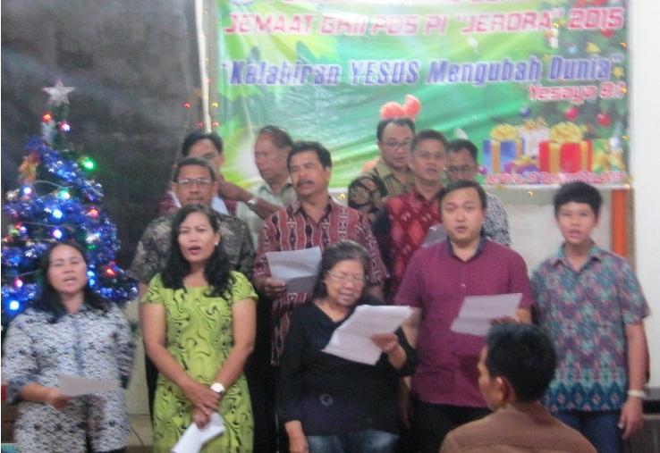 Persembahan Pujian dari Jemaat GKII BETHEL SINTANG