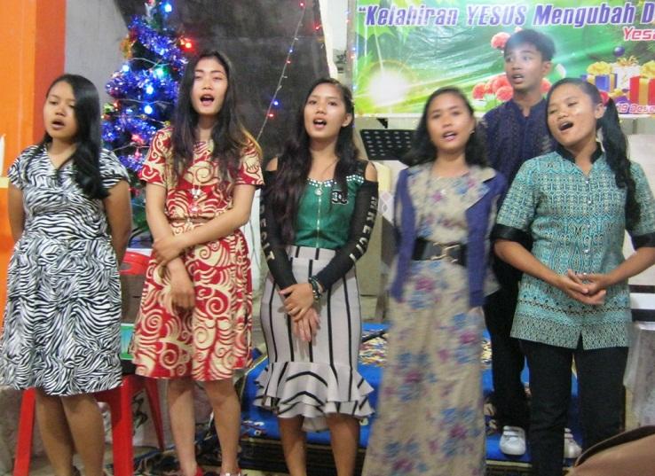 Natal Jerora 2015_Kesaksian Remaja1