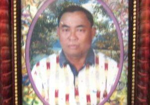 Bp Ao Jerora wafat pada tanggal 18 Januari 2016 dalam usia 61 tahun
