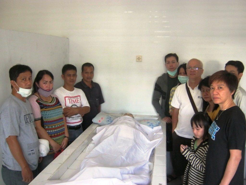 Wafat Bp. Tan Kim Tjheng