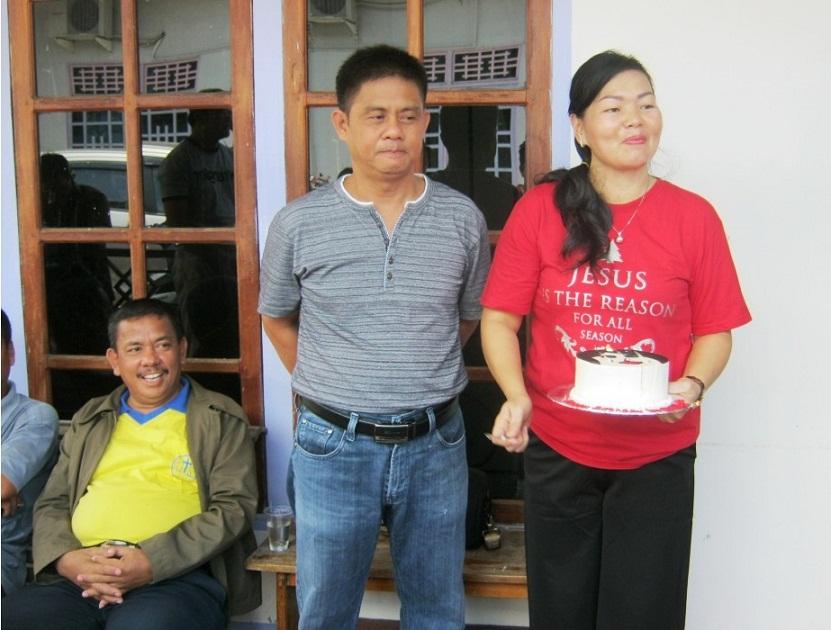 Selamat kepada Ibu. Thelina Chau yang berulang tahun ke ke-42 pada 6 Agustus 2016