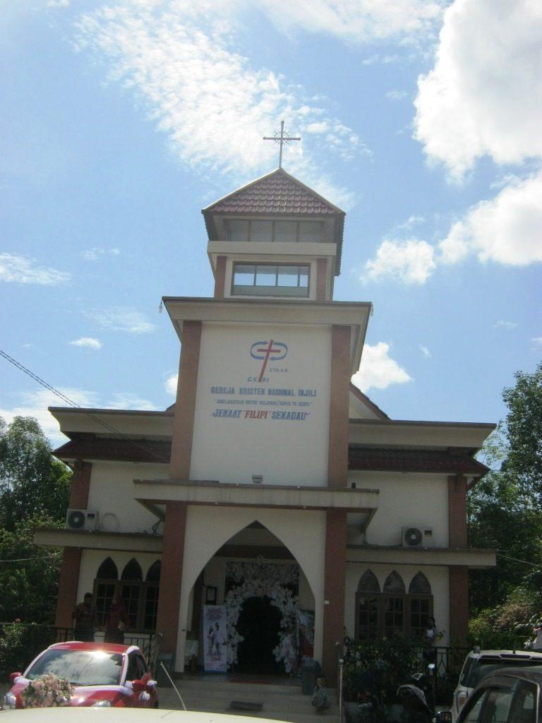 GKNI Jemaat filipi Sekadau